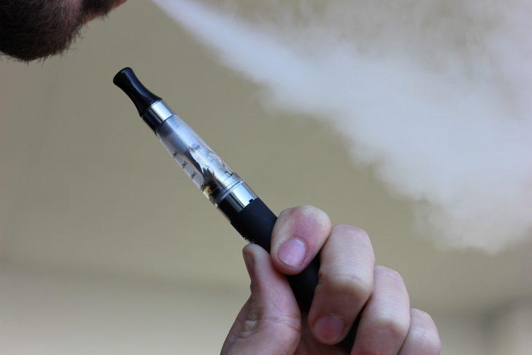 Il piacere di fumare la sigaretta elettronica